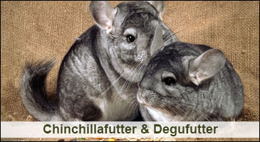 Chinchillafutter & Degufutter